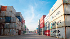 40% doanh nghiệp gặp khó trong giao nhận container rỗng